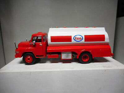 MAN 626 H 1967 ESSO TEST DeAGOSTINI TRUCKS GERMANY IXO 1:43