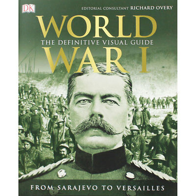 World War I - The Definitive Visual Guide (Paperback), Non Fiction Books, New
