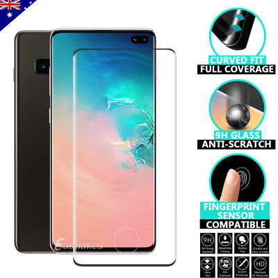 Samsung Galaxy S10 5G S9 S8 Plus S10e Note 10 9 Tempered Glass Screen Protector
