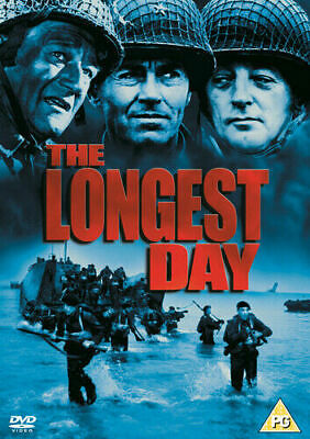 The Longest Day - New / Sealed Dvd - Uk Stock