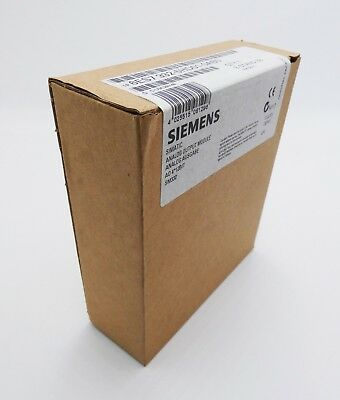 Siemens Simatic S7  6ES7 332-5HD01-0AB0 6ES7 332-5HD01-0AB0 AO 4*12BIT -sealed-