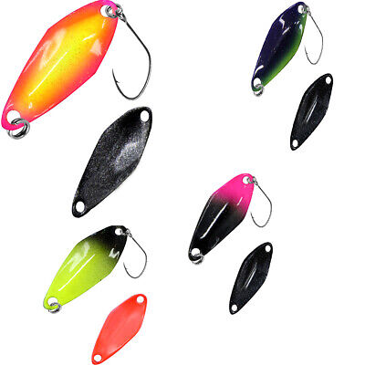 FTM Spoon Tremo ultralight Forellen Blinker