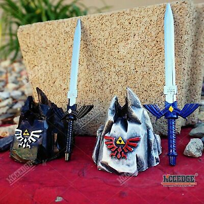 Legend of Zelda Hylian Master Sword Letter Opener Anime Mini Cosplay