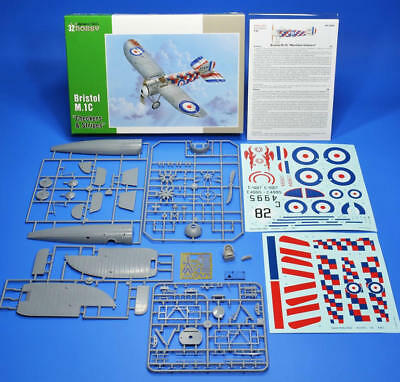 """SPECIAL HOBBY 32060 Bristol M.1C """"Checkers & Stripes"""" in 1:32"""