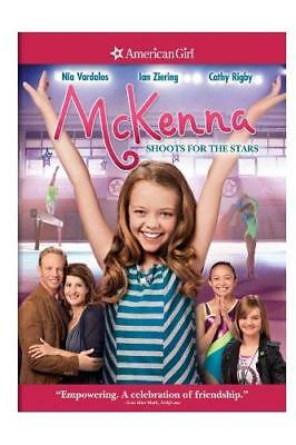 American Girl: McKenna Shoots for the Stars [DVD] NEW!