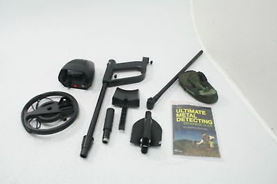 NHI Classic Metal Detector With Pinpointer All Terrain Waterproof Search Coil