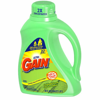 Gain 12784 50 Oz Liquid Concentrated Ultra Gain