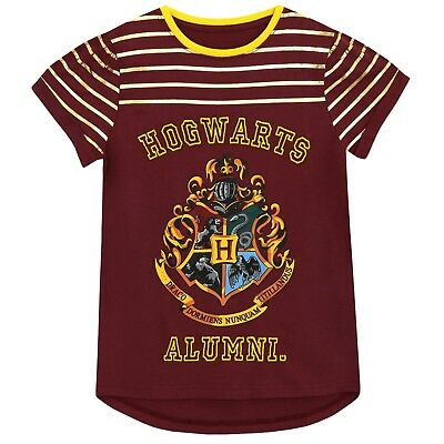 Girls Harry Potter T-Shirt | Harry Potter Tee | Kids Hogwarts Top