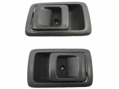 For Toyota Camry 4Runner Tacoma 87-04 Front Rear GRAY Inner Door Handle PAIR