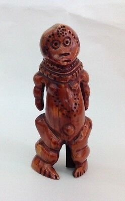 finest old Pende Figure 4,75 inch old Germany collection