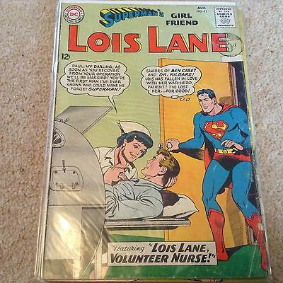 Superman's Girl Friend Lois Lane - 43 (vgf) DC Comics