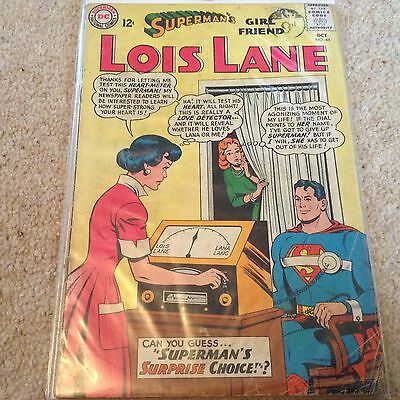 Superman's Girl Friend Lois Lane - 44 (Vg+) DC Comics