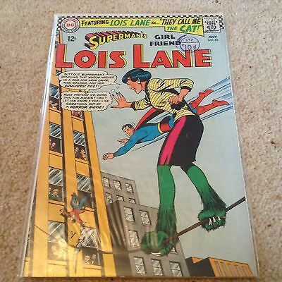 Superman's Girl Friend Lois Lane - 66 (Fine-) DC Comics
