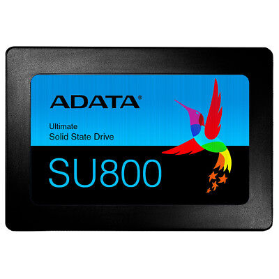 "ADATA Ultimate SU800 2.5"" 256GB SATA III 3D NAND Internal Solid State Drive SSD"