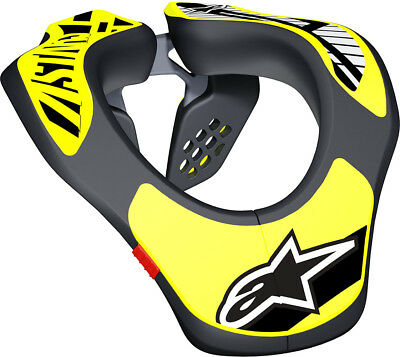Alpinestars Youth Neck Support - Motocross Dirtbike Offroad Youth