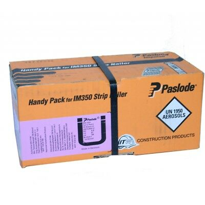 Paslode Handy Pack For Im350 Strip Nailer, Box 1100 63 X 2.8
