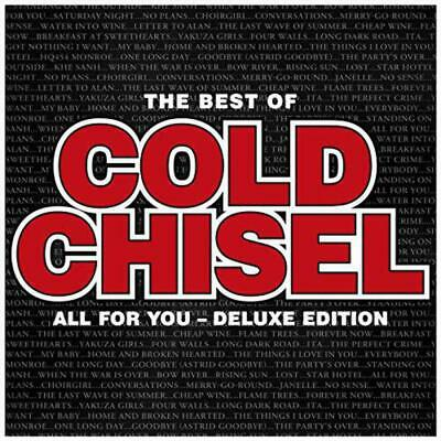Cold Chisel - Best Of Cold Chisel, The - All For You (Deluxe Ed. 2018 2CD reissu