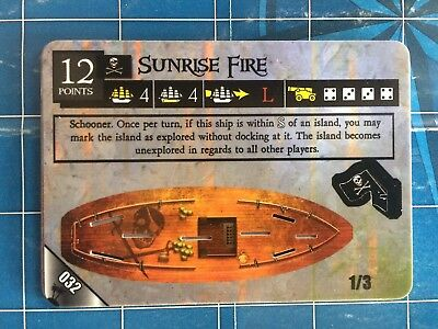 Pirates of the Mysterious Islands - Sunrise Fire 032