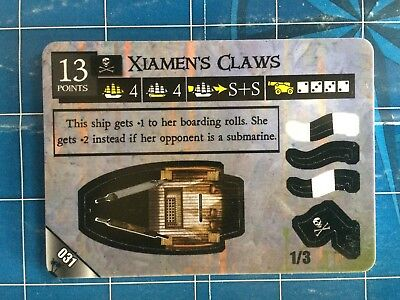 Pirates of the Mysterious Islands - Xiamen's Claws 031