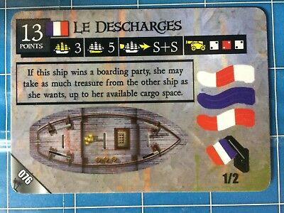 Pirates of the Mysterious Islands - Le Descharges 076