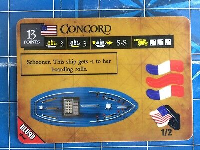 Pirates of the Barbary Coast - Concord UL090 American