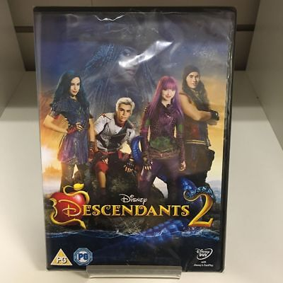 Descendants 2 DVD - New and Sealed Fast and Free Delivery