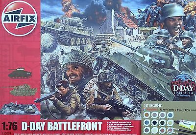 AIRFIX® A50009 WWII Battlefront Set Diorama in 1:76