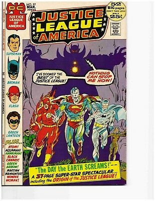 JUSTICE LEAGUE OF AMERICA #97 (Mar 1972) Very Good
