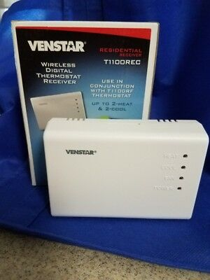 Venstar Receiver T1100REC for Wireless Thermostat - never installed