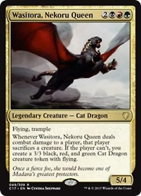 THE RUIN SAGE FROM COMMANDER 2017 MTG MAGIC THE GATHERING 4 X JAPANESE ANOWON