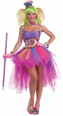 Circus Sweetie Costume Tutu Adult One Size Fits Most