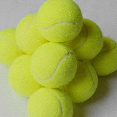 Sale~Small Dog Toys Pets Chew Ball Puppy Dogs Puppies Tennis Balls Play Toy 1PCS