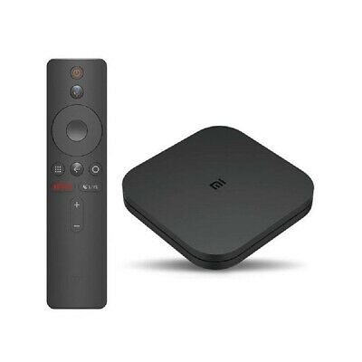 Xiaomi Mi Box S TV Box 4K Ultra HD Android 8.1 2GB 8GB WIFI Bluetooth EU Version