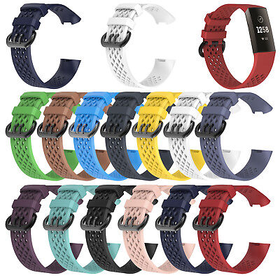Bracelet Sports Wrist Band Straps for Fitbit Charge 3 Fitness Activity Tracker