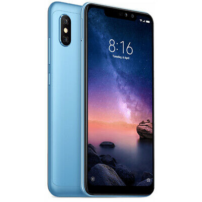 XIAOMI REDMI NOTE 6 PRO 4GB 64GB  SCHWARZ EU Version