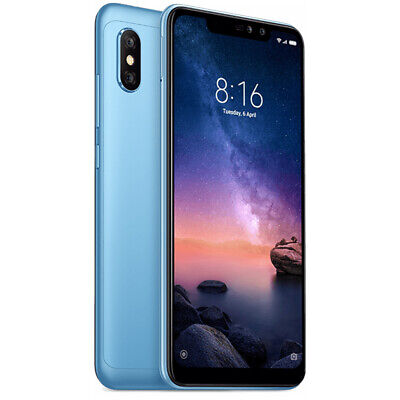 Xiaomi Redmi Note 6 Pro 4Gb 64Gb Band 20 Schwarz Eu Version