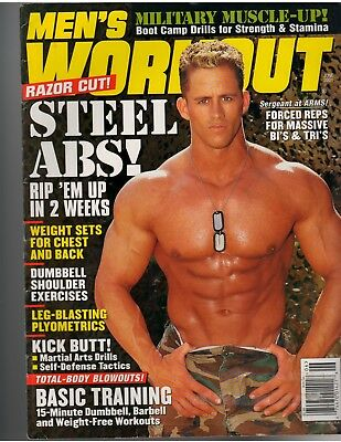 MEN'S WORKOUT BODYBUILDING muscle fitness exercise/INCREDIBLE ARMS 1