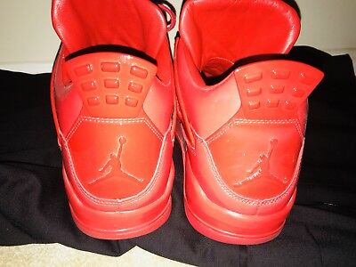 new style db6f2 d7196 Air Jordan 11LAB4 University Red Patent Leather Sz. 13 NO BOX. Well  maintained