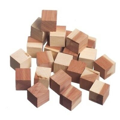 Red Cedar Wood Cubes (24 Pack)
