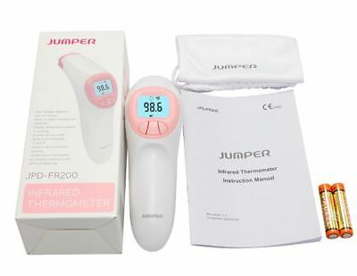 Jumper Digital Infrared Non-Contact Forehead Thermometer.CE Approved
