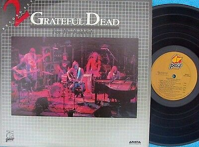 Grateful Dead ORIG US 2LP For the faithful NM '84 Pair PDL2105302 Country Rock