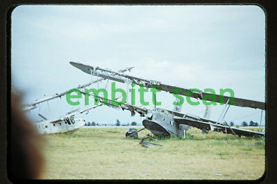 Original Slide, Aero Transport Ltd. Supermarine Stranraer ex-RCAF, circa 1950