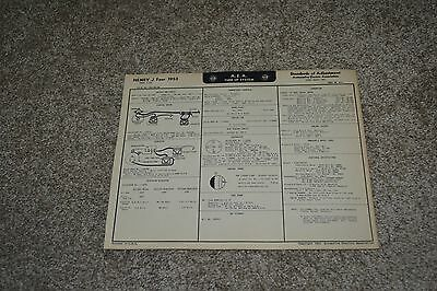 1953 buick special tune up wiring diagram sheet series 40 5 00 rh picclick com Simple Wiring Diagrams Simple Wiring Diagrams