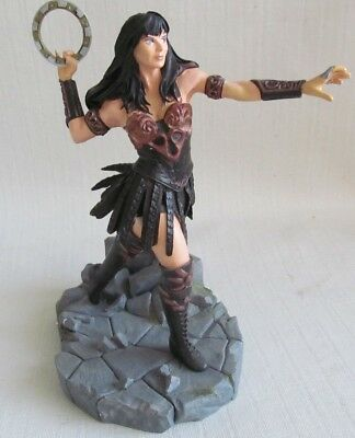 Xena Warrior Princess Cold Cast Force Sculpture  LIMITED EDITION # 1433