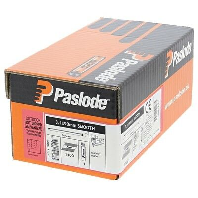 Paslode Handy Pack For Im350 Strip Nailer, Box 1100 90 X 3.1