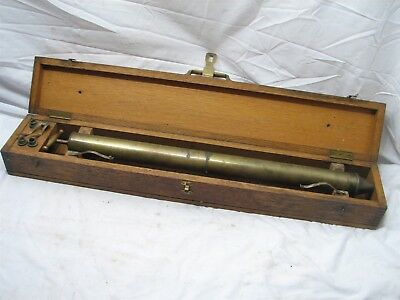 Early Brass Industrial Pump Sprayer Garden Duster Tool Gardening Case Steam Punk