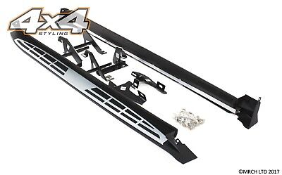 For Lexus NX 200T / NX 300H Side Steps Running Boards Set