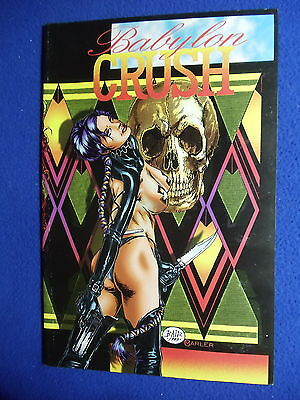 ~~ Babylon Crush #2 ~ 1995 ~ Boneyard Press ~~
