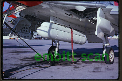Orig. Slide, Gladeye Dispenser Navy NOTS China Lake Douglas A4D-1 Skyhawk, 1961