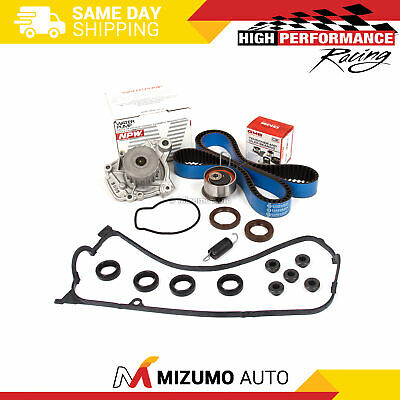 Timing Belt Kit NPW Water Pump Valve Cover Gasket Fit 01-05 Honda 1.7 D17A1 A2